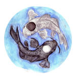 Yin and Yang by mosomacilany