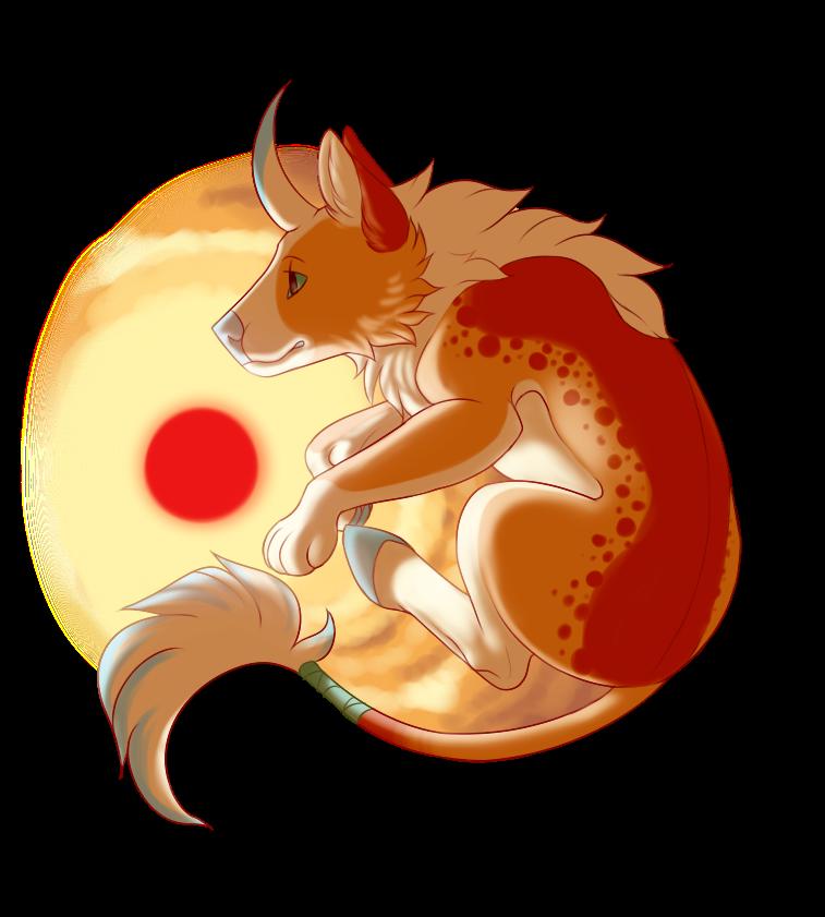 Burning Sun by FishyFeeshy