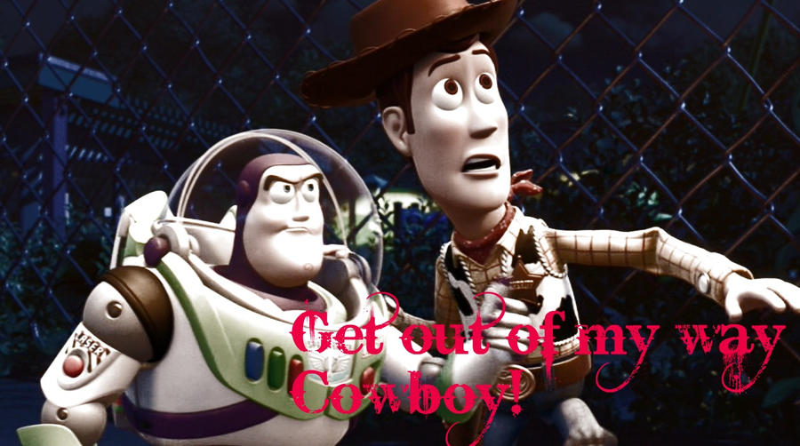 Spidyphan2 Deviantart: Woody And Buzz By Spidyphan2 On DeviantArt