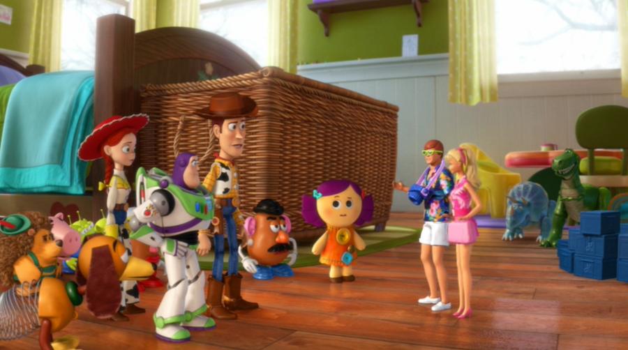 Spidyphan2 Deviantart: Toy Story By Spidyphan2 On DeviantArt
