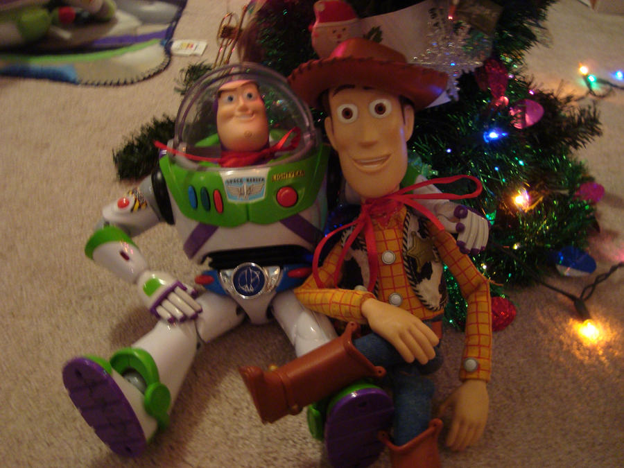 Toy Story Christmas : Toy story christmas by spidyphan on deviantart