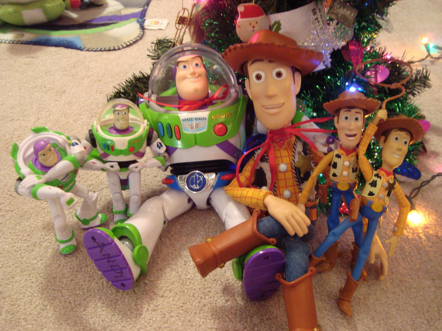 toy story christmas by spidyphan2 - Toy Story Christmas Special