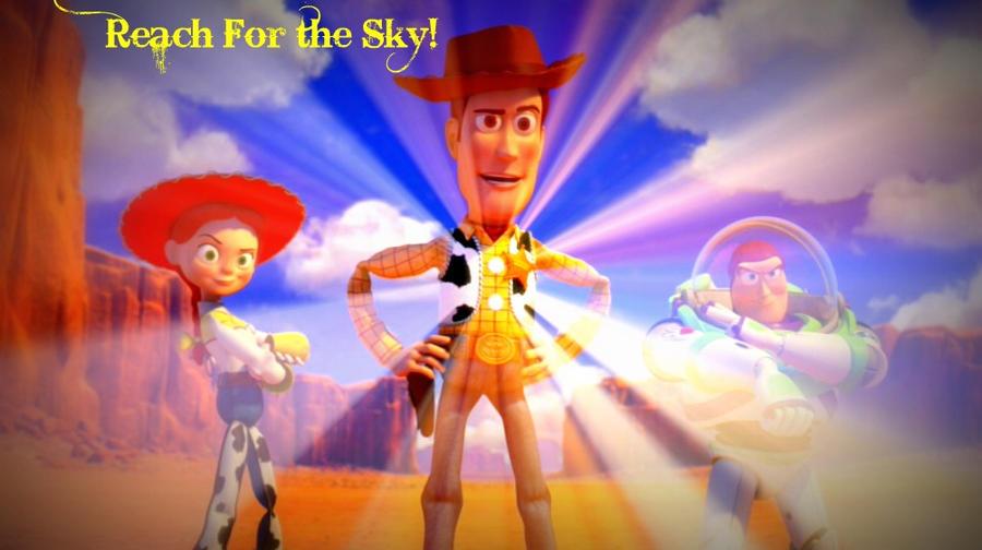 Spidyphan2 Deviantart: Reach For The Sky By Spidyphan2 On DeviantArt
