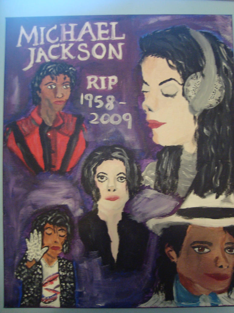 Michael jackson mural finished 2 by spidyphan2 on deviantart for Jackson 5 mural