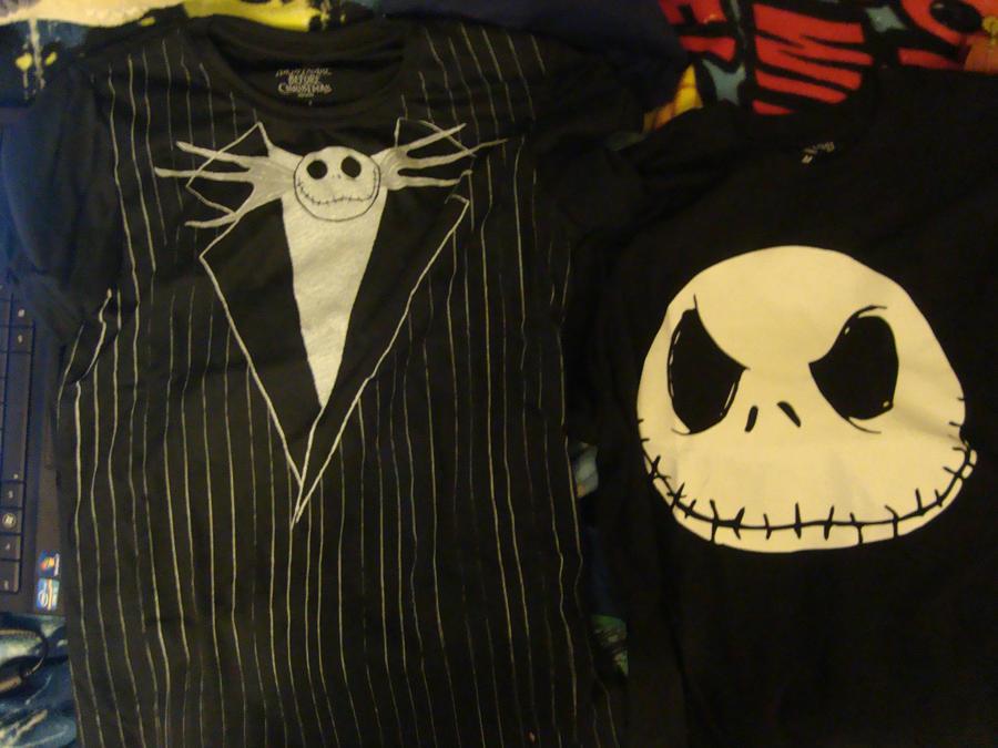 Spidyphan2 Deviantart: Jack Skellington Shirts By Spidyphan2 On DeviantArt