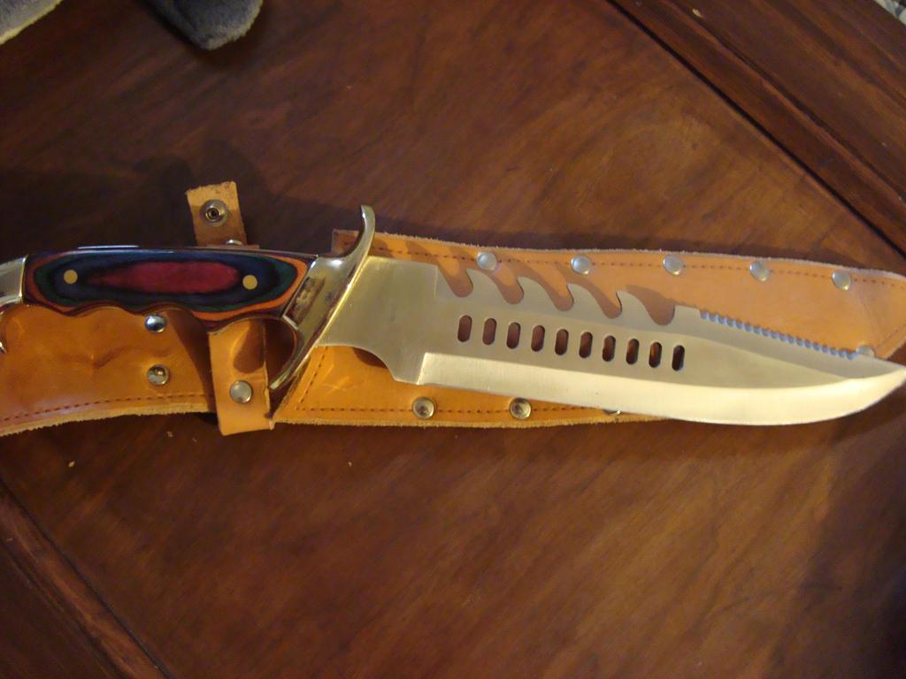 Spidyphan2 Deviantart: 14 Inch Dagger By Spidyphan2 On DeviantArt