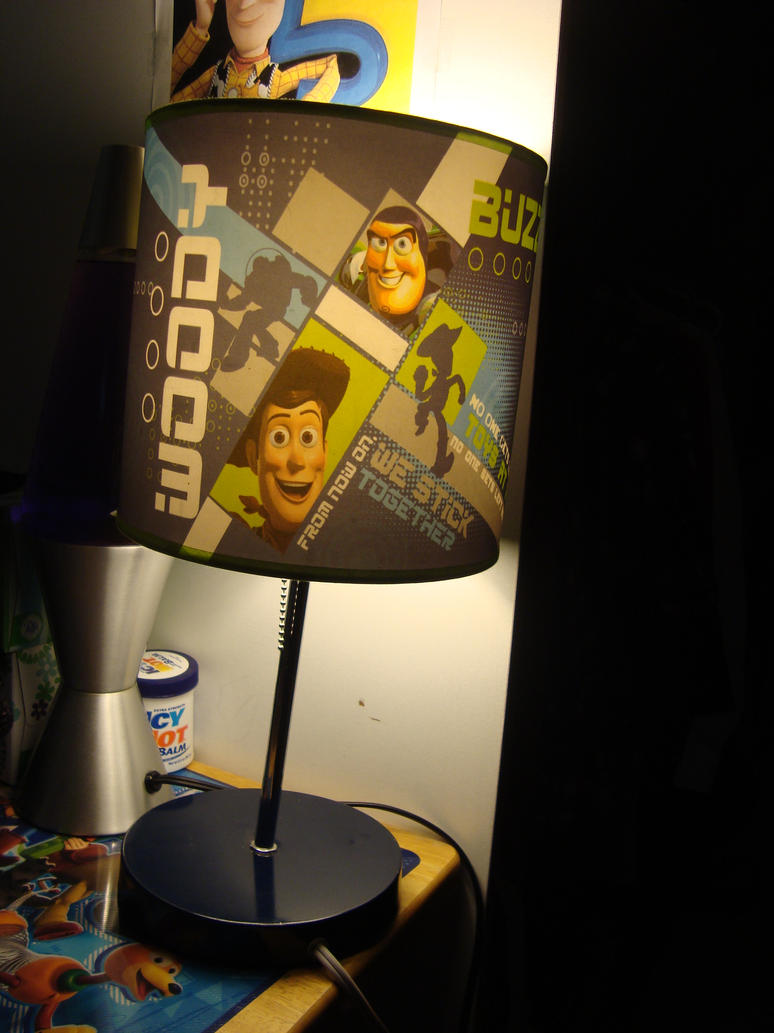 Toy Story Lamp By Spidyphan2 ...