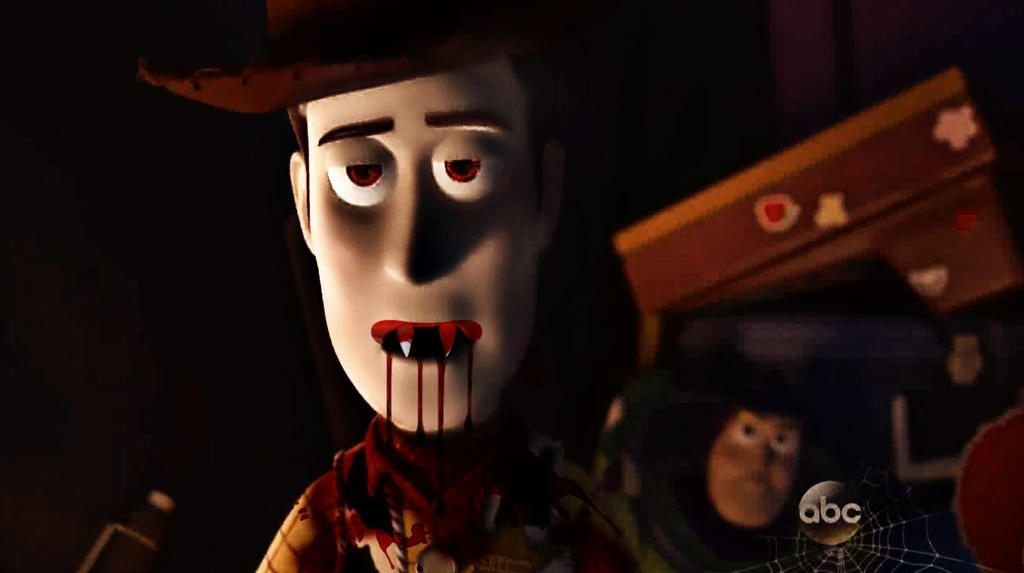 Cannibal Woody by spidyphan2