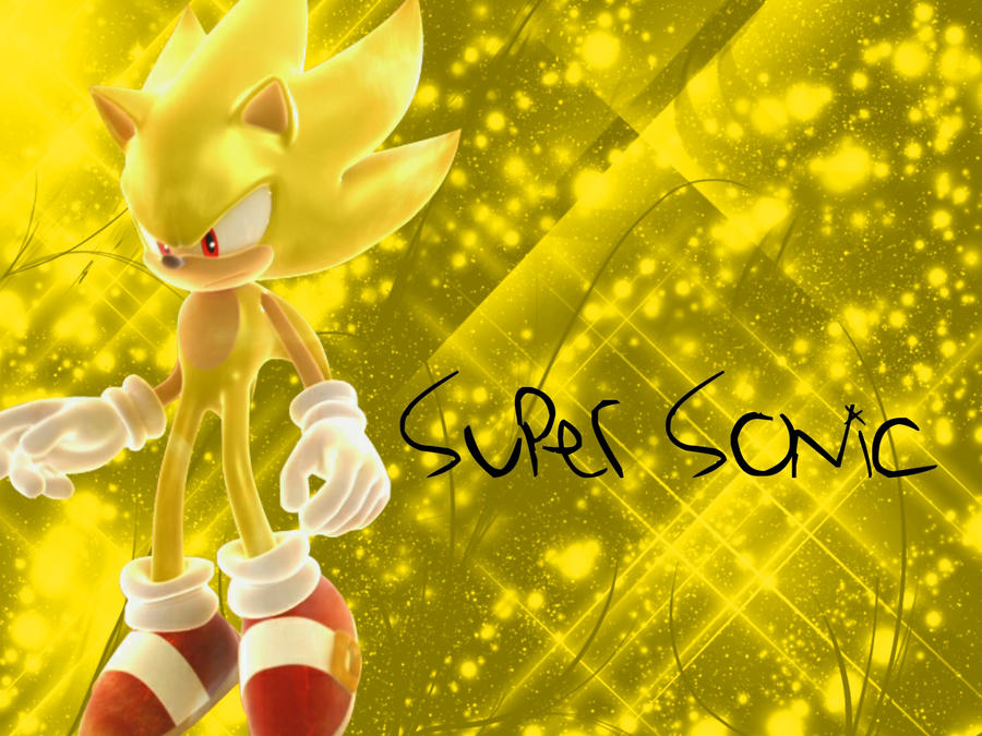 Super Sonic by Bloodreign96
