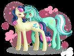 BonBon and Lyra Heartstings