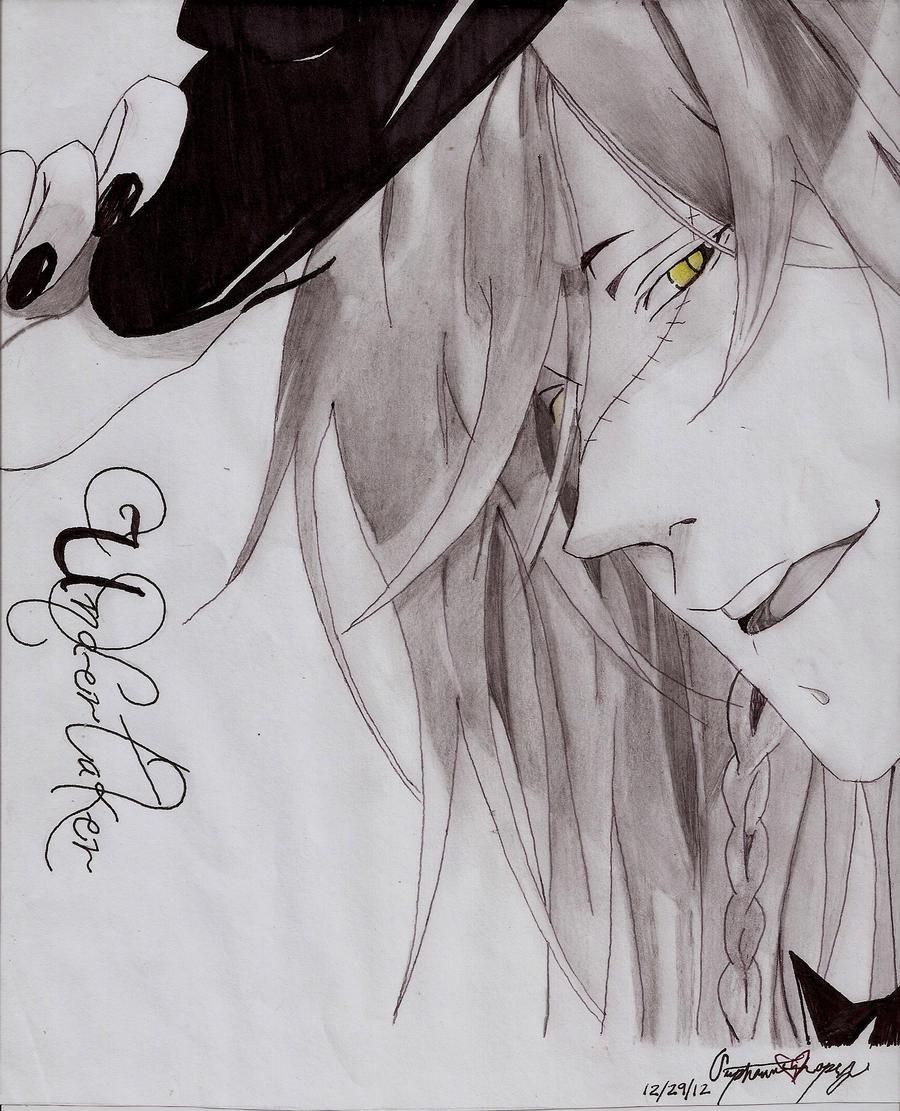 XxLuvDarkMusicxX Undertaker Black Butler By