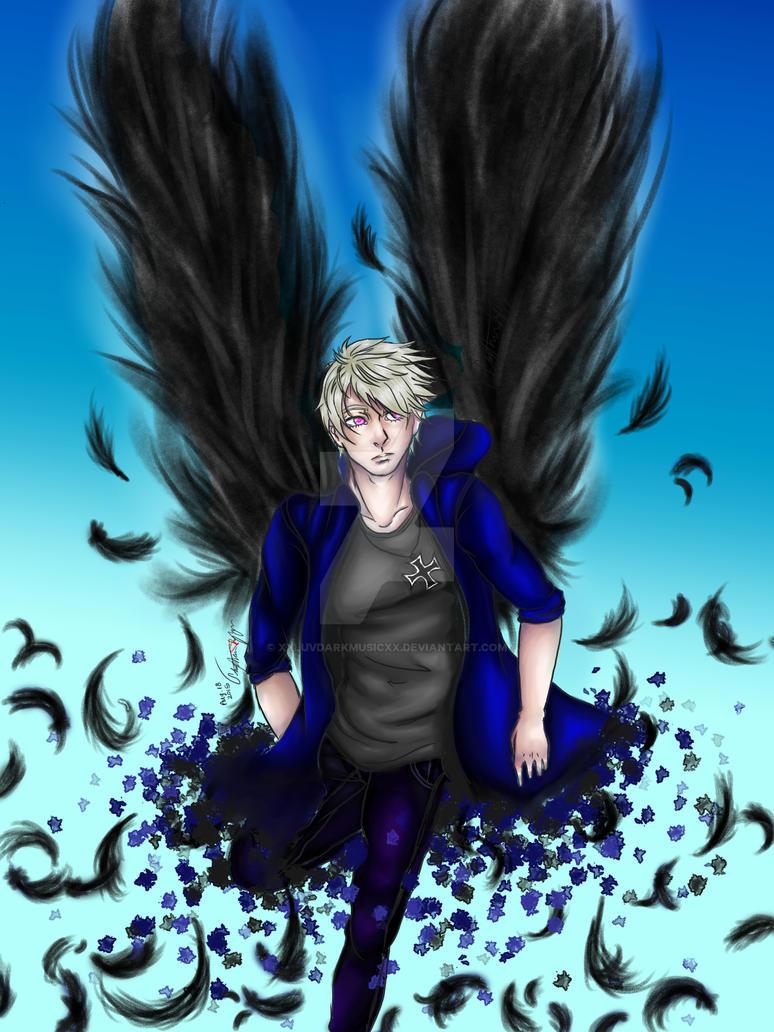Wings of a black eagle by XxLuvDarkMusicxX