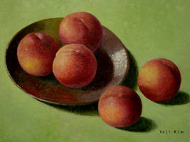 Peaches in Oil