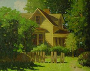 Hansel and Gretel's House