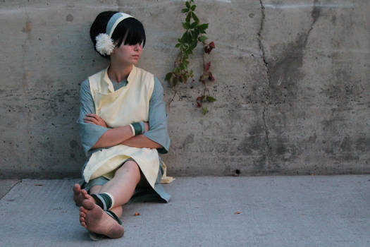 Toph Beifong Cosplay