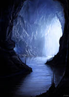 Underground Sea by JulesMartinVos