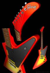 Gibson Explorer 1976   -2-
