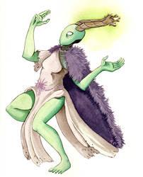 green by ryokolila