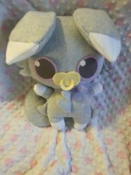 preview of baby espurr plush by Clowbi