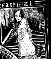 Willy Brandt kneeling by mipochka