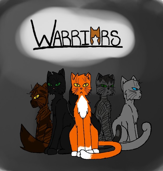 Warrior Cats The First Leaders By Hollyleaf12 On DeviantArt