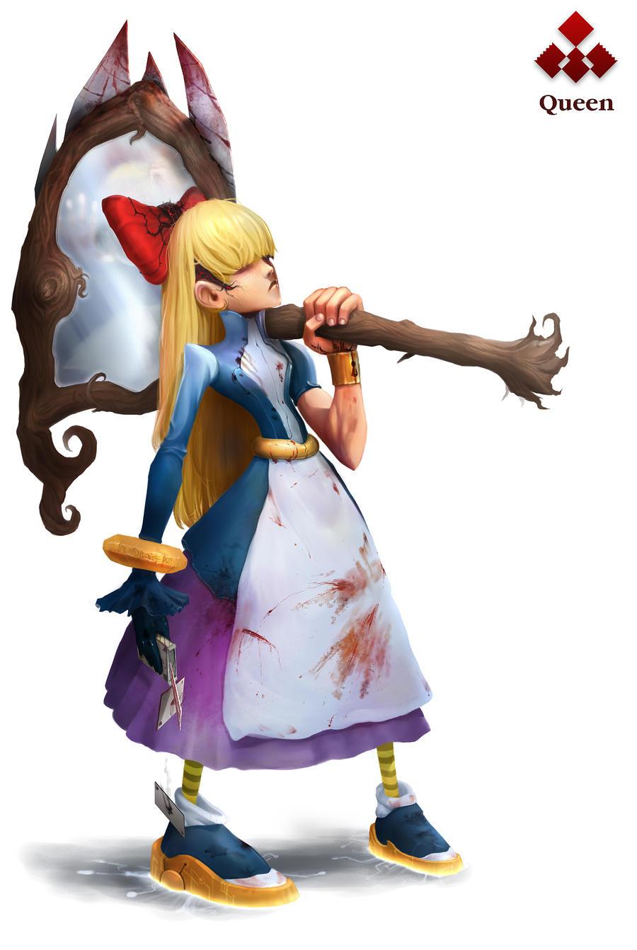 Mirror Alice - Queen in Twadro