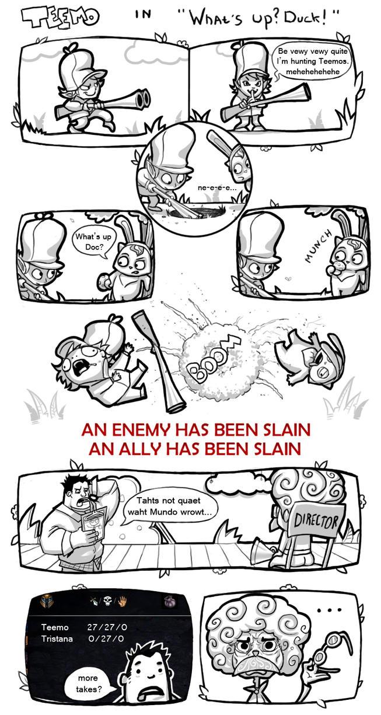 Image Fap Comics Complete sudden teemo adventures - 3ivikn on deviantart
