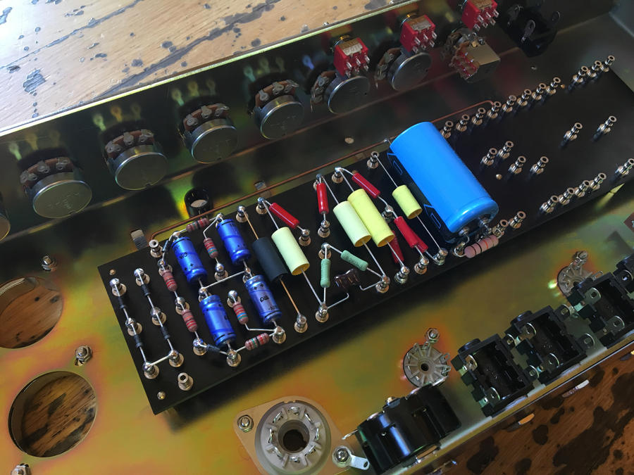 Amp Build: Ceriatone Kraken 50 | SevenString org