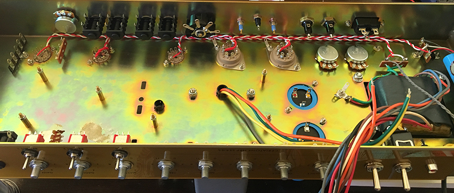 Rig-Talk • View topic - Amp Build: Ceriatone Kraken 50