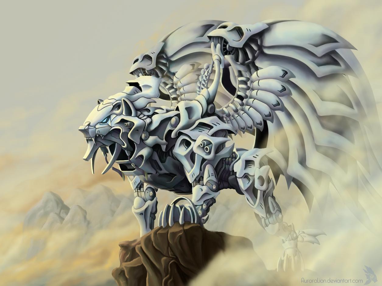 Aether Liger