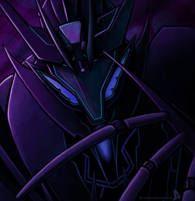 [Pro Art et Fan Art] Artistes à découvrir: Séries Animé Transformers, Films Transformers et non TF - Page 4 End_of_the_line_by_auroralion-d49wzxr