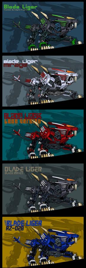 Blade Ligers