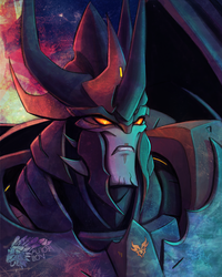 Predaking by AuroraLion