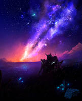Stardust by AuroraLion