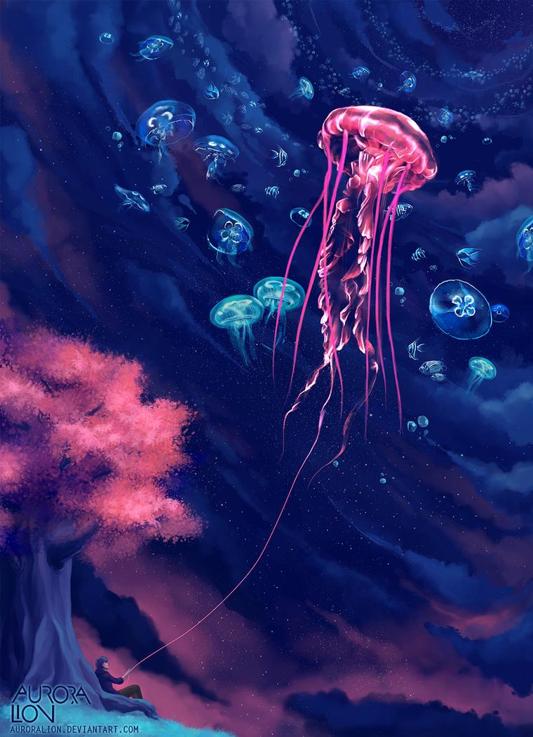 Soar by AuroraLion