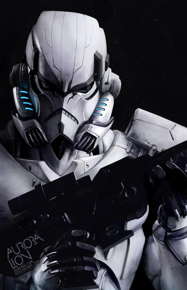 Stormtrooper by AuroraLion on DeviantArt