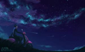 Silent Running by AuroraLion