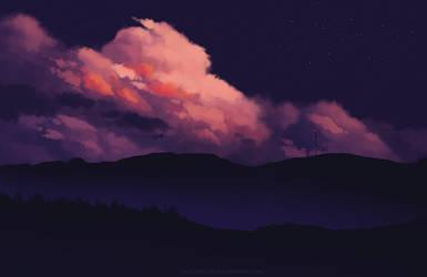 A Sense of Calm by AuroraLion