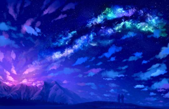 Interstellar by AuroraLion