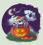 Halloween Geno
