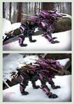 HMM King Liger by AuroraLion