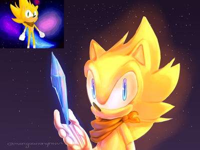 Super Sonic Boom by Mangaanonymous