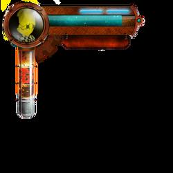 interface de jeux steelshock : jauge by Electronalone