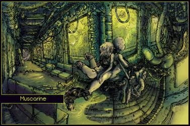 Muscarine gurlz by Electronalone