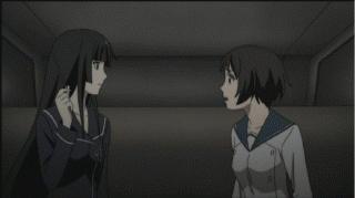 Ga-rei yuri scene by commanderp5