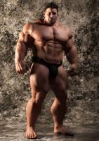 That Man, Is a Beast by JTHMfreak