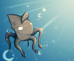 Squid by Caluso