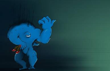 Blu by Caluso