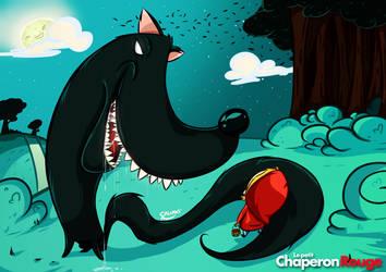 Le Petit Chaperon Rouge by Caluso