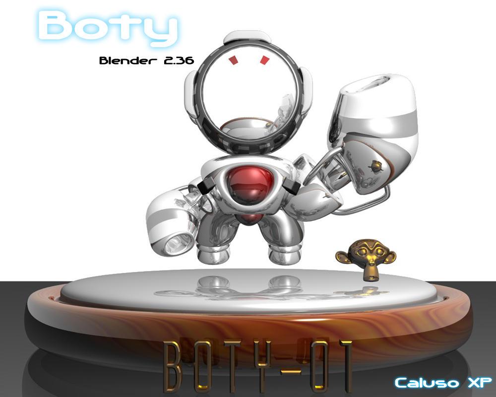 Boty -WIP-